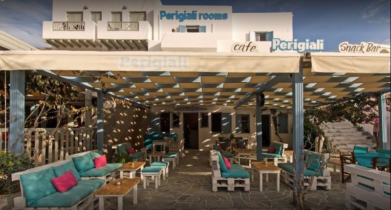 PARIGIALI ROOMS